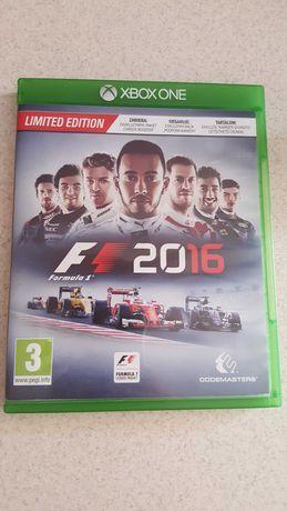 Gra F1 2016 Xbox One