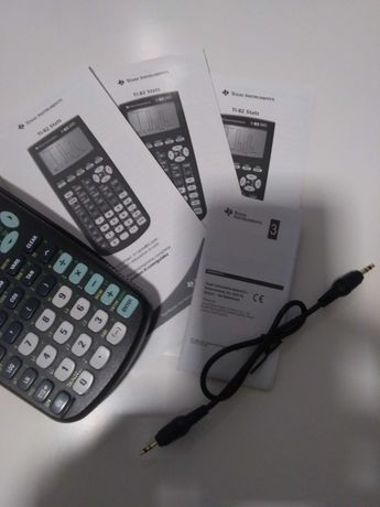 Calculadora Texas Instruments TI 82 STATS (Como nova)