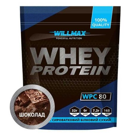 WHEY PROTEIN 80%  920г