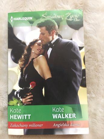 Światowe życie duo - Kate Hewitt, Kate Walker