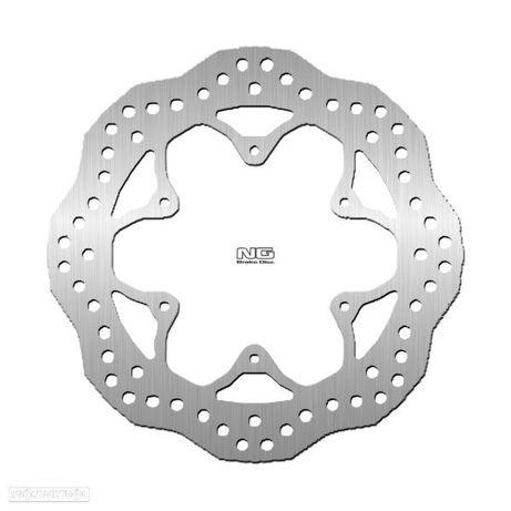 disco travão frente ondulado ng piaggio / gilera - ng1090x
