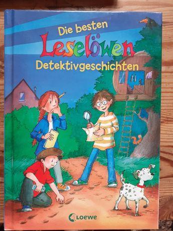 Дитячі книжки німецькою мовою. Leselöwe видавництво