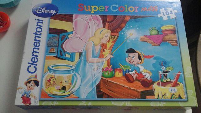 Puzzle Clementoni Disney 104