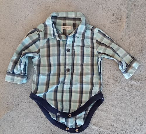 Body koszula niemowleca 62 68
