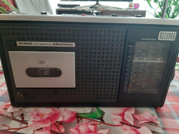 Radio Grundig MK 2500 Automatic