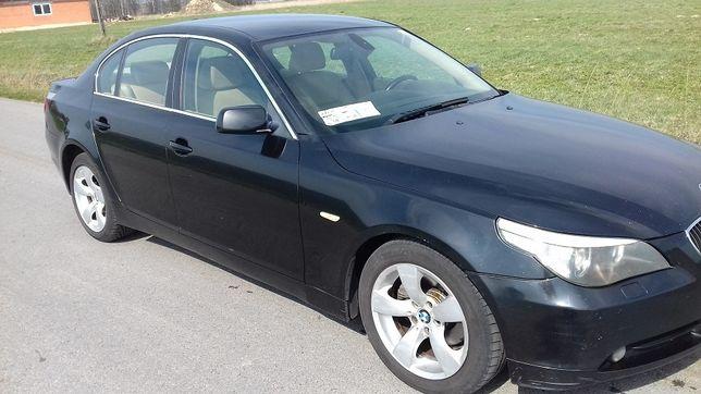 BMW cała na części e60