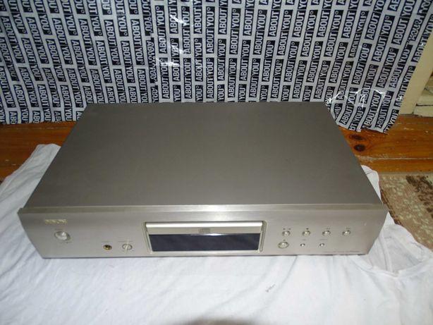Odtwarzacz CD Denon DCD-500ae srebrny