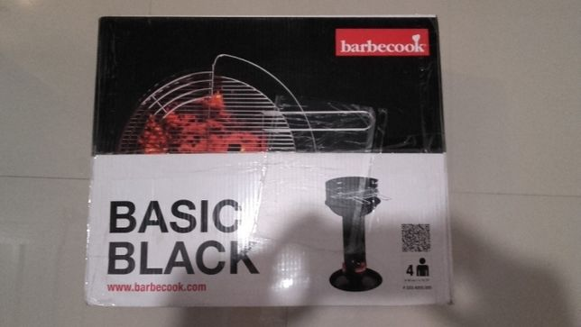 Grill Barbecook Basic Black