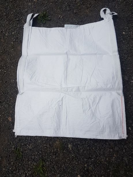 Worek kontenerowy big bag płaskie dno 1000kg
