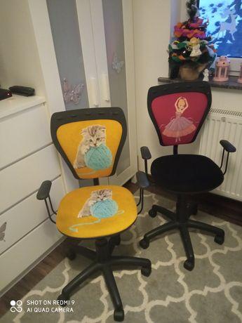 Sprzedam krzesła obrotowe