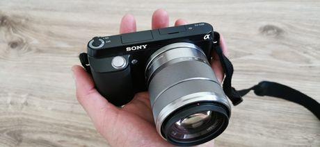 Aparat lustrzanka Sony Nex F3