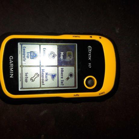 Nawigacja kieszonkowa GPS, Garmin eTrex 10