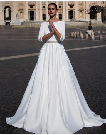 Свадебное платье Tesoro Bridal (Италия)