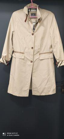 Wiosenny płaszcz Basel roz 38