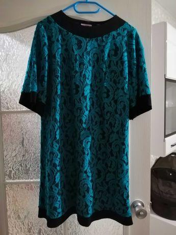 Шикарное платье-туника
