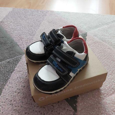 Buty dziecięce dla chłopca rozmiar 24