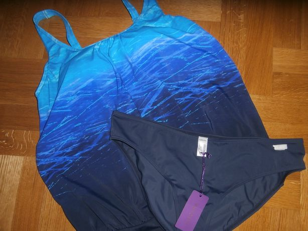 Tankini strój kąpielowy dwuczęściowy LASCANA 38, 40,42 48 NOWE