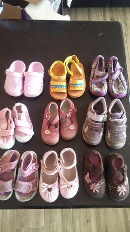 zestaw butów rozm20-23, 9 par