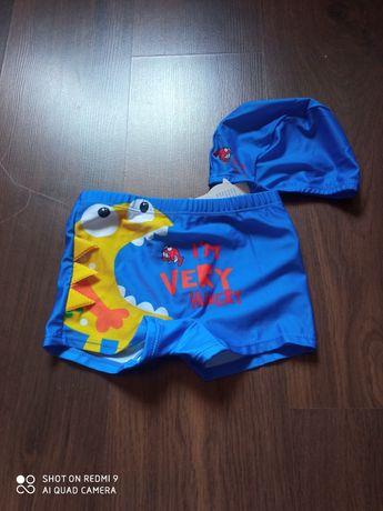 Strój kąpielowy chłopięcy 5 lat