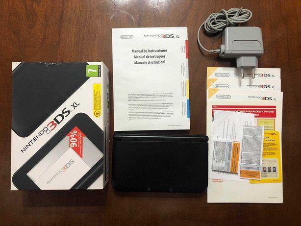 Nintendo 3DS XL (Black Edition) | Completa