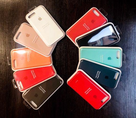 Apple Silicone Case do Iphone 7+/8+ Rózne kolory , Wysyłka , SKLEP