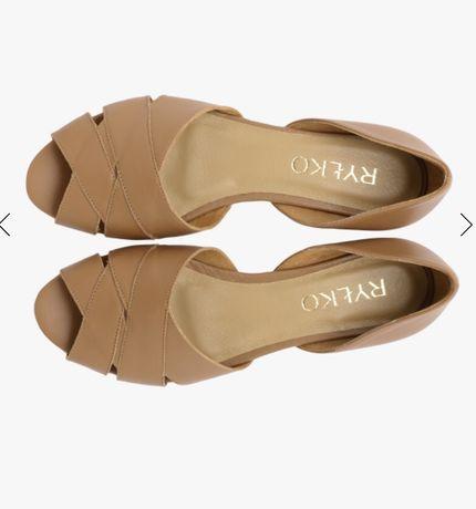 Sandalki Ryłko 42, nowe