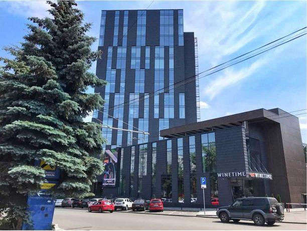 *Аренда офиса 125,06м в новом бизнес центре Black Wood Tower