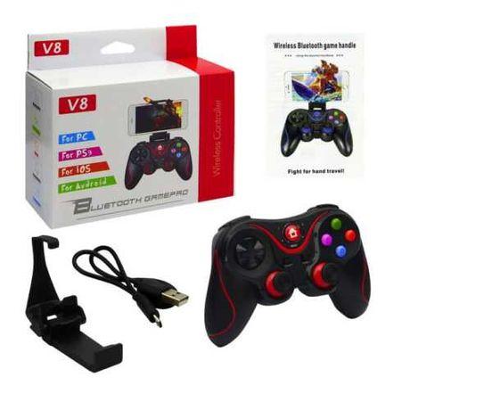 Bluetooth беспроводной геймпад, джойстик V8, игровой контроллер