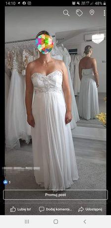 Suknia ślubna 42