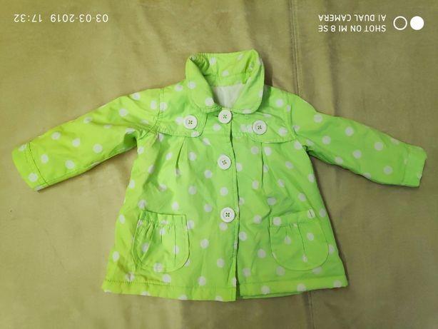 Детская курточка, пальто, ветровка, плащ, комбинезон