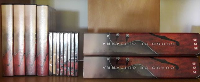 Oferta de livros, CD e DVD