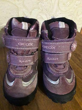 Сапожки,ботиночки Geox 22,29