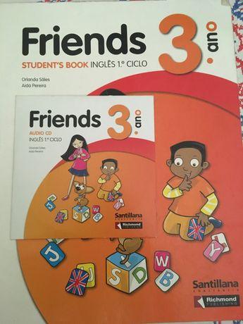 Friends 3 livro ingles