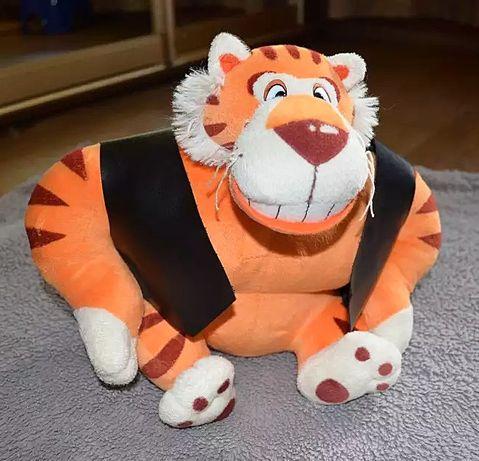 Мягкая игрушка - Тигр силач, 30 см.