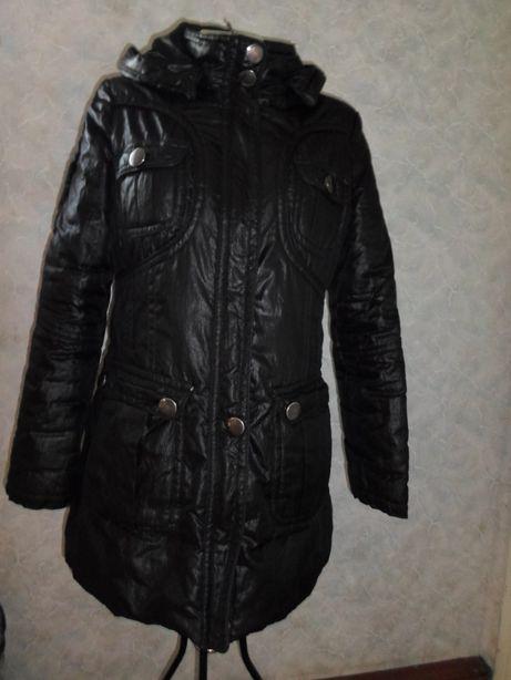 куртка зимняя 46р
