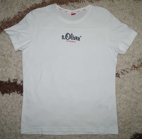 Продам мужскую футболочку S.Oliver