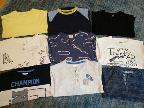 Koszulki z długim rękawem 98-104