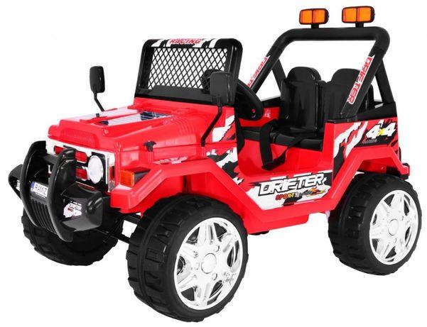 Terenowy Jeep RAPTOR Drifter na akumulator Koła EVA