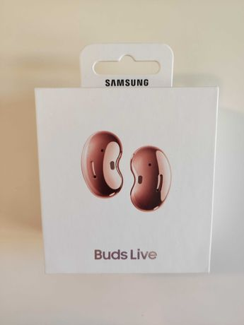 Samsung Galaxy Buds Live Novo (Selado)