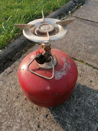 Butla gazowa z palnikiem