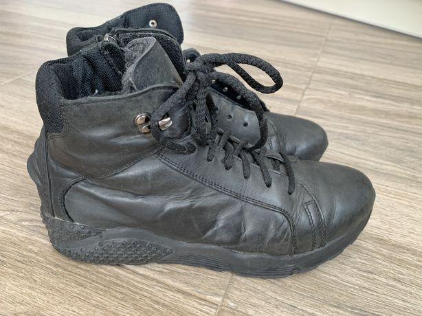 Ботинки зимние мужские 38р