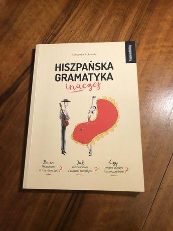 """""""Hiszpańska gramatyka inaczej"""" A.Srokowska"""