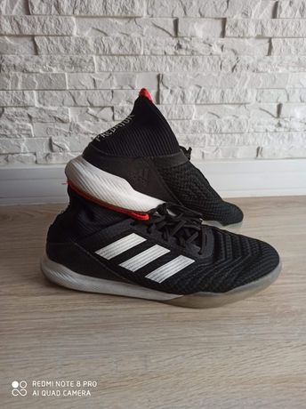 Buty halówki ze skarpetą Adidas Predator Tango