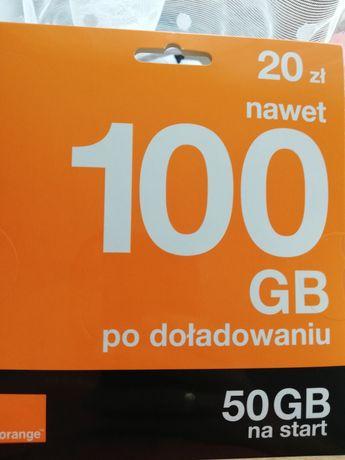 Zloty numer orange