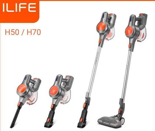 Aspirador vertical iLife - sem fios - Novos