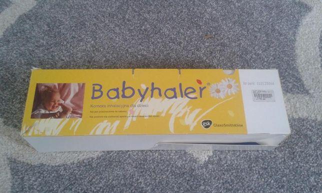 babyhaler - komora inhalacyjna