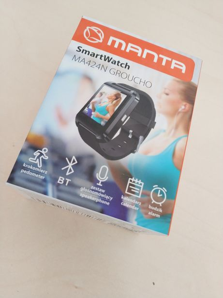 Zegarek Smartwatch Manta MA424N Groucho