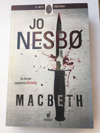 KSIĄŻKA Macbeth Jo Nesbo