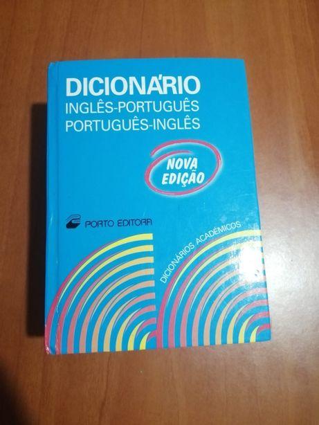 Vários dicionários