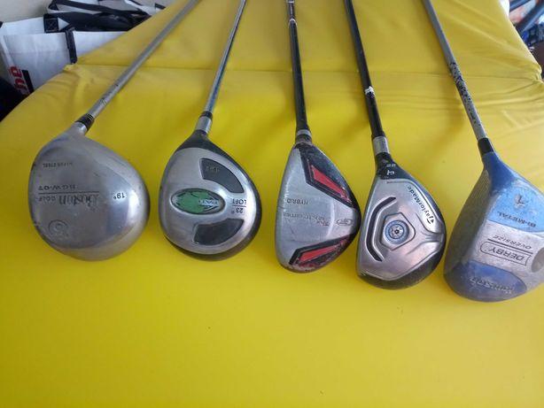 Tacos de golf usados